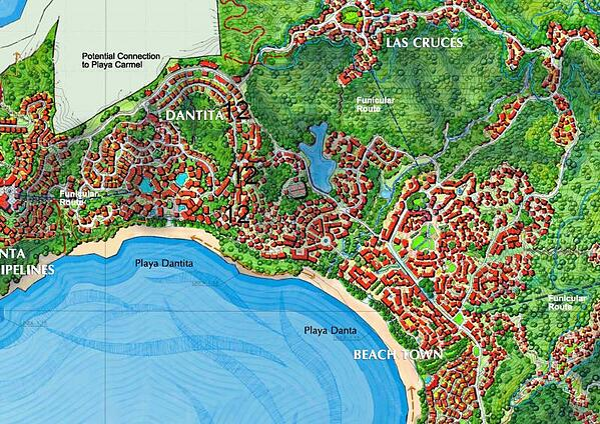 Master Plan Naming Map Oct 2013