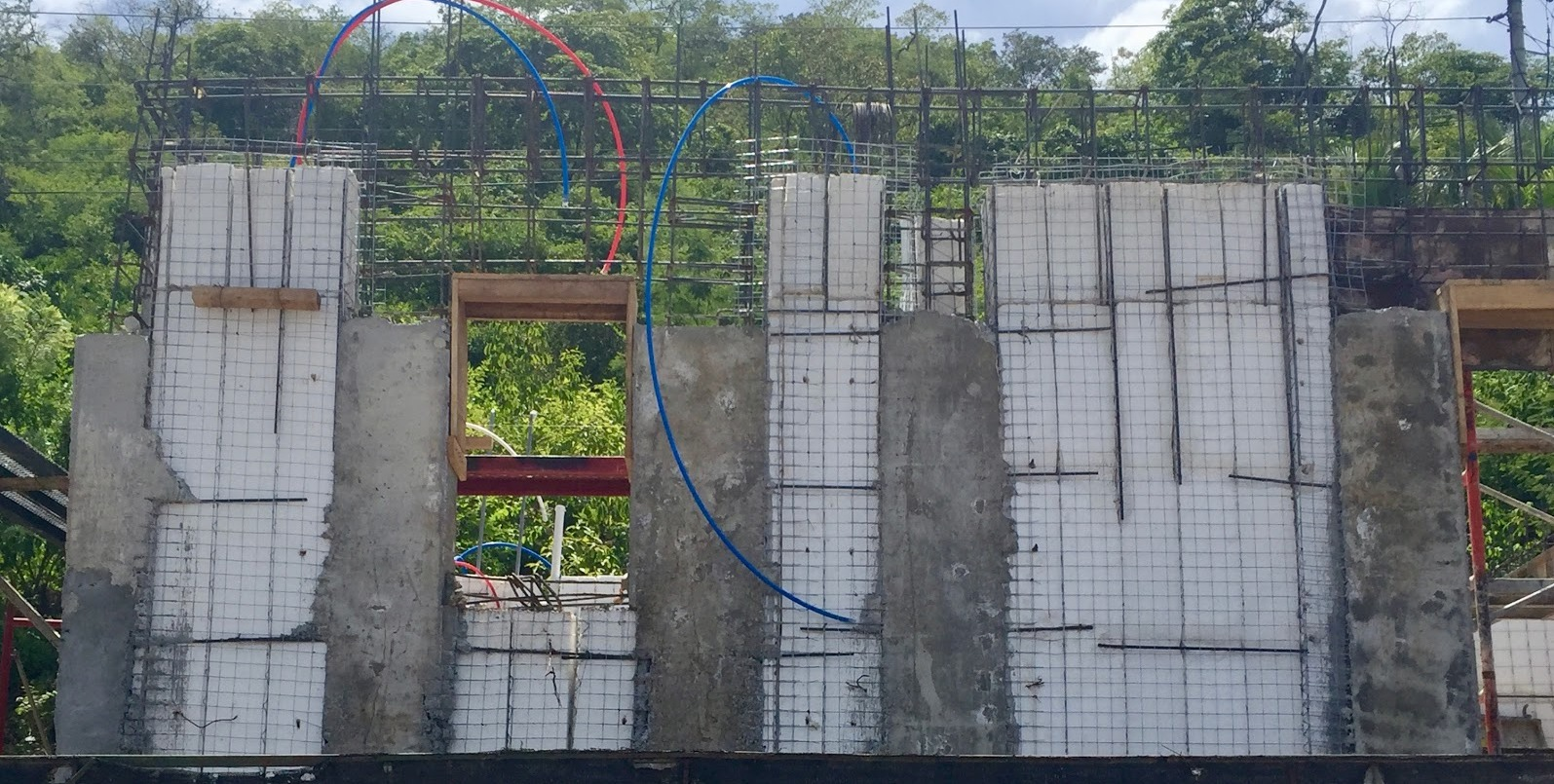 Styrofoam Coring in Construction, A Valuable Asset to Building in Costa Rica-2-1