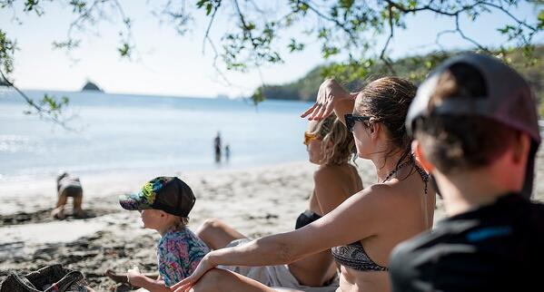Summer Family Activities at the Beach in Costa Rica-1-1