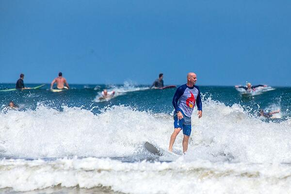 Costa Rica's wide variety of surf breaks makes it one of the world's premier surfing destinations, as well as a place to learn to surf with the family
